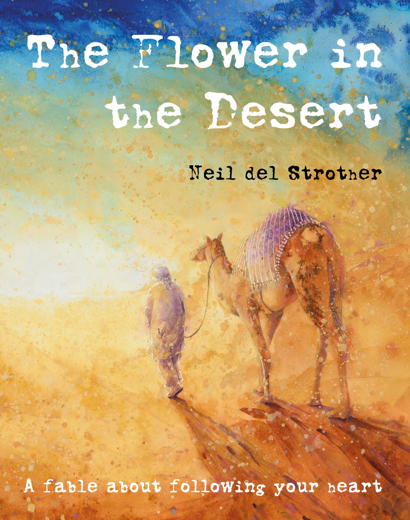 The Flower In The Desert